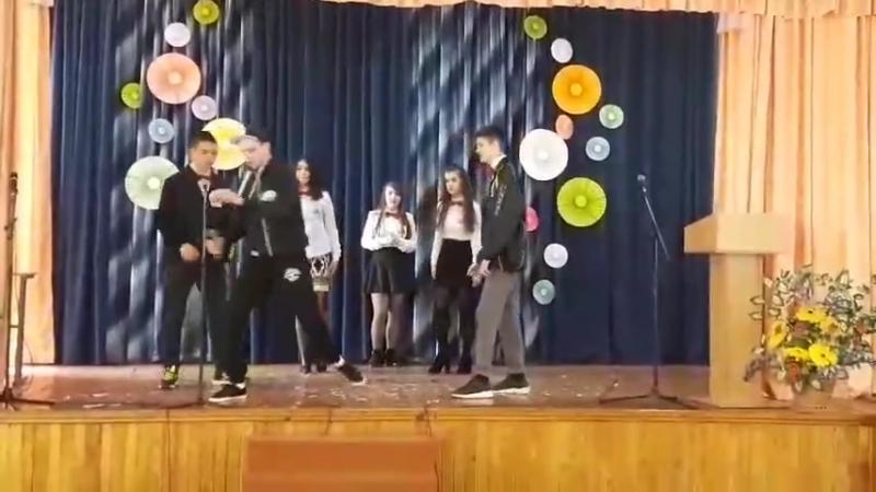 КВК ЗОШ №2 гімназія Музичний конкурс
