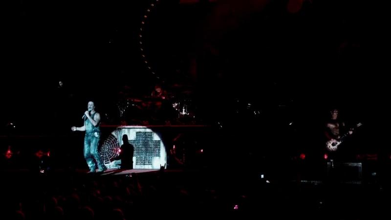 Rammstein - Mein Herz Brennt (Live Part Paris 2017)(Full Converting)