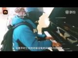 Хлеба и зрелищ: доставщик еды из Синьцзяна мастерски исполнил мелодию из
