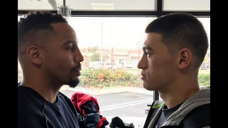 FSNews Уорд и Бивол лицом к лицу Ковалев бросает вызов Уорду FightSpace