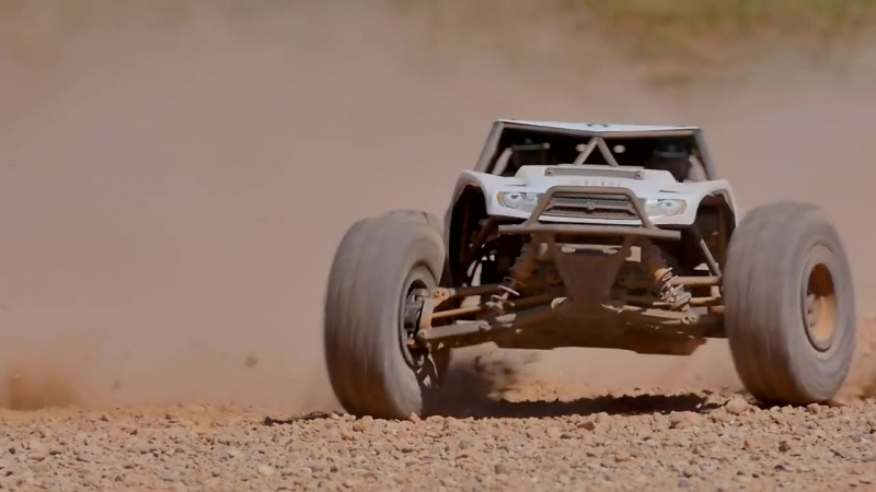 AXIAL YETI ROCK RACER - 1_10th Scale Electric 4WD