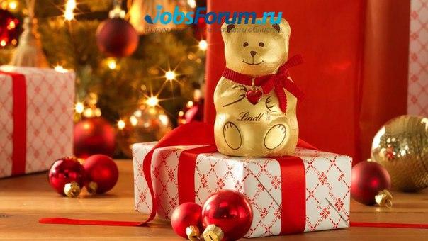 Подработка новогодние подарки москва