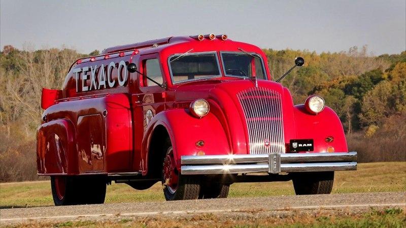 Dodge Model RX 70 Airflow Tank Truck 1938023 Dodge Model RX 70 Airflow Tank Truck 1938