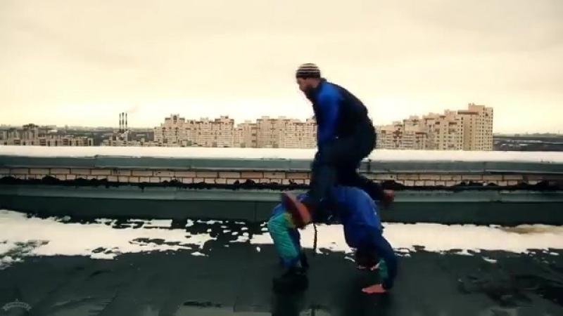 Видеоклип про нашу работу. Промальп. Промышленный альпинизм