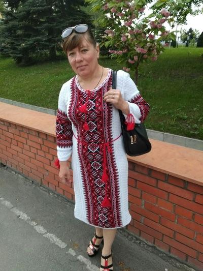 Галина Кириловская-Мужик