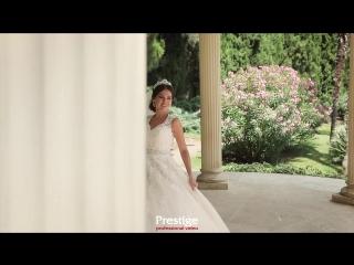 Свадебное видео Арсена и Диляры (PRESTIGE 2017)