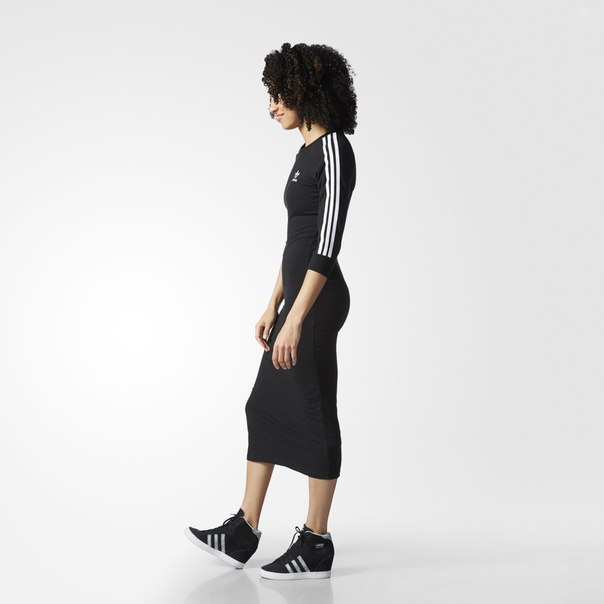 Платье3STRIPES DRESS