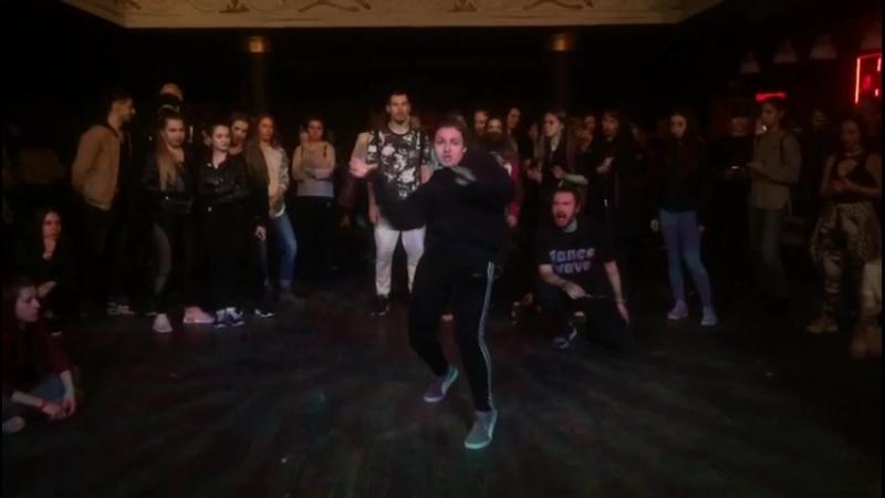 DHI 2018 Neetah dancehall pro
