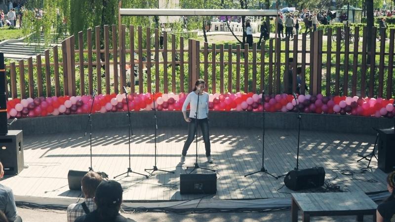 Воронеж 2014: Мирасоль, концерт на форум-выставке
