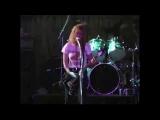 L7 (live) - August 13th, 1995, The Edge (Vans Warped Tour), Fort Lauderdale, FL