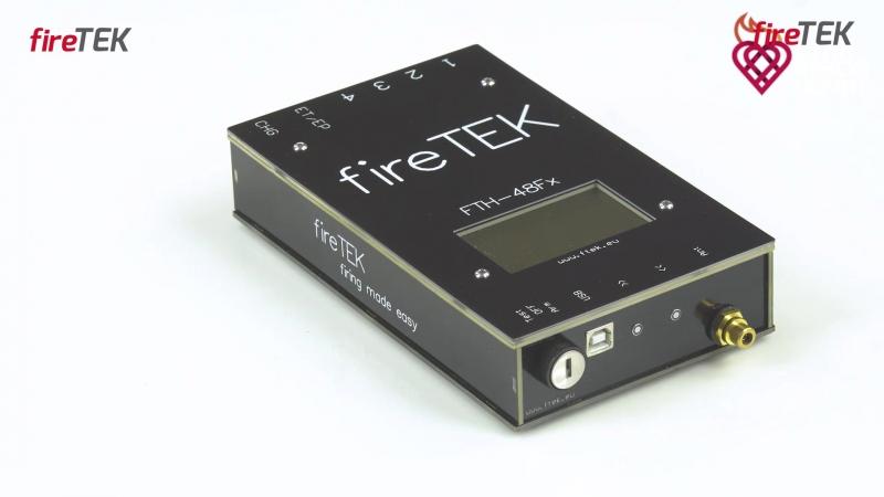FTH-48Fx 699 евро - 999евро (с модулями DMX, WIRES, INTERNAL ANTENA)