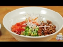 Hiyashi Tantanmen Recipe (Cold Dandan Noodles-Tantan Ramen) - Cooking with Dog