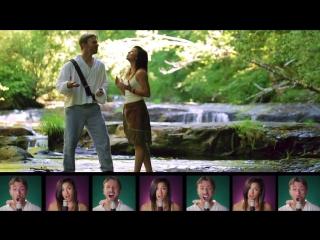 Epic Disney Medley - Peter Hollens Alex G Acappella-попурри из самых популярных диснеевских мультиков в живом исполнении!!