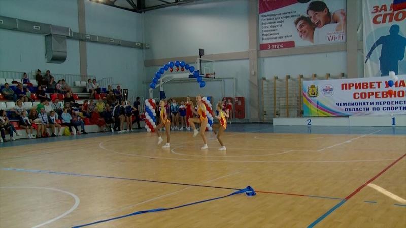 ТРИО 12 14 Чемпионат и первенство области Спорт аэробика