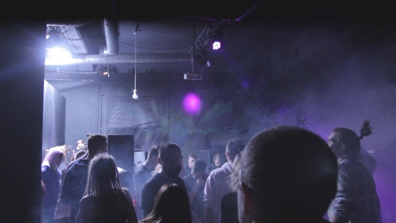 SBG - Rusty K aka Magnetude by denix vision, Новосибирск 2018