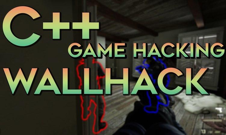 C/C Game Hacking — Simple Wallhack (CS:GO)