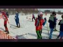 Лыжные гонки ДЮСШ Контакт г. Новый Уренгой