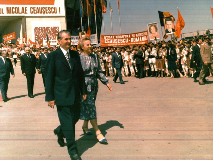 Историк Космин Попа о падении режима Николае Чаушеску в Румынии