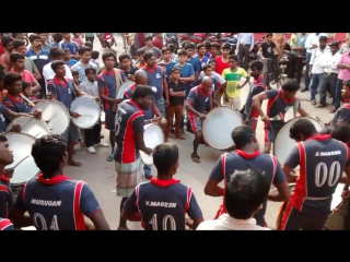 Tamte indian instruments -south indian indian metal-hd-you need to watch till the end )