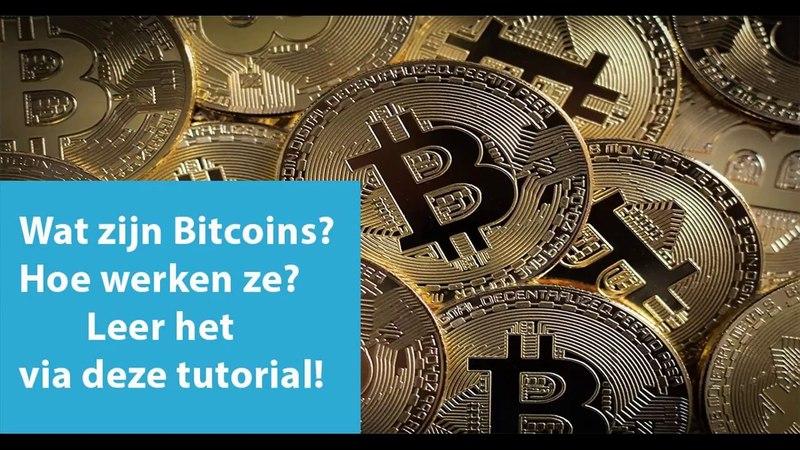 Wat is bitcoin? geld verdienen met de bitcoin? hoe te starten met bitcoin?