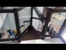 Лестница в коттеджном поселке Фэмели Клаб