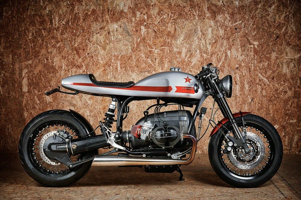 it roCkS!bikes: кафе рейсер BMW R80