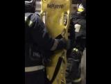Авария в метро, 22 января 20185 года