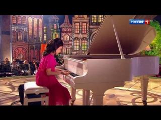 Невероятное исполнение Шопена! / Александра Довгань. Синяя птица-Последний богатырь