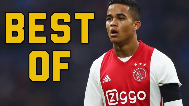 Justin Kluivert Amazing Skills and Goals 2017 2018 HD