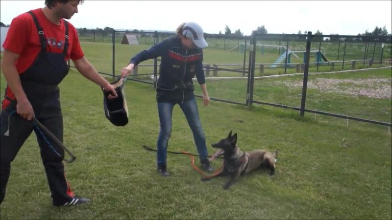 Семинар - тренинг по защите с Ярославом Лабиком (Чехия)
