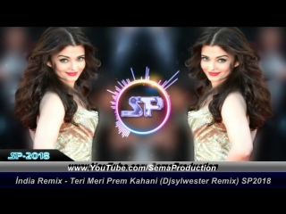 India Remix - Teri Meri Prem Kahani (Djsylwester Remix) SP 20184455666
