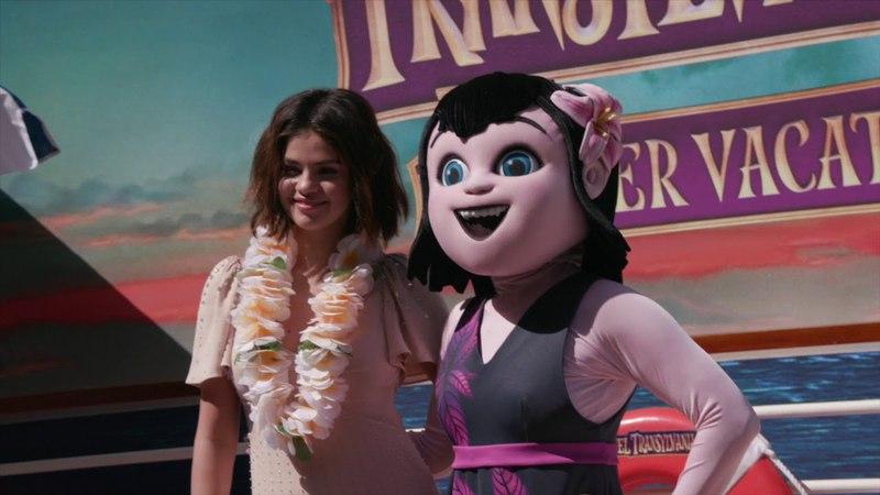 Hotel Transylvania 3 Summer Vacation || Sony Pictures Animation Press Day B-Roll || SocialNews.XYZ
