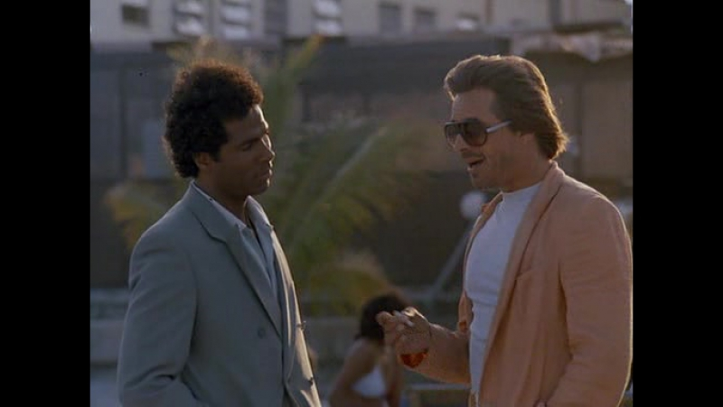 Miami Vice.s01e01 (1x01) (part 12) Brothers Keeper (1 2) (dvdrip, rus, eng) by dl