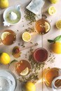 Рецепты чая с имбирём