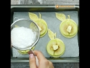 Яблочные слойки