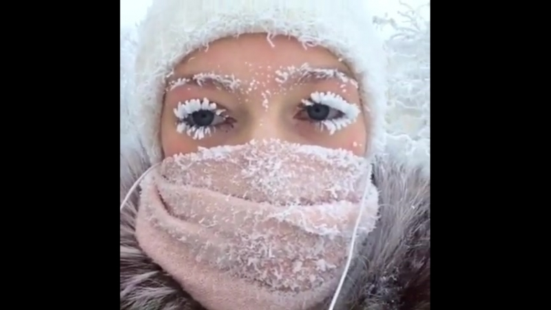 Russian winter by Julia Spirit