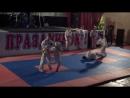 Козарев Егор. Показательные выступления учеников Спортивного клуба СИН ГИ ТАЙ по каратэ на акции Пусть мир узнает о каратэ .