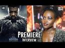 Lupita Nyong'o - Black Panther Premiere Interview