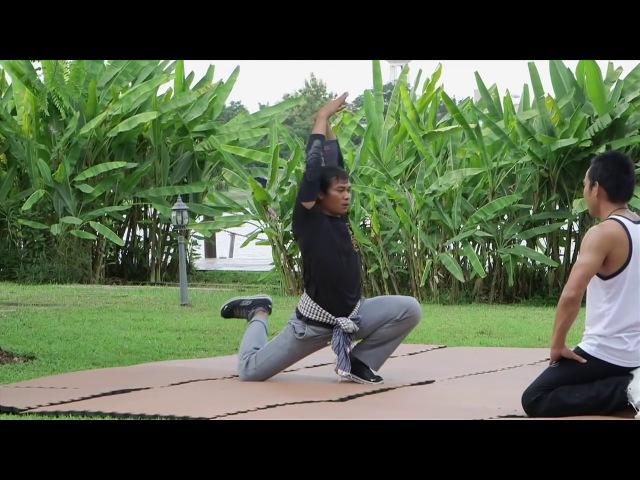 Tony Jaa Training, Workout 2017