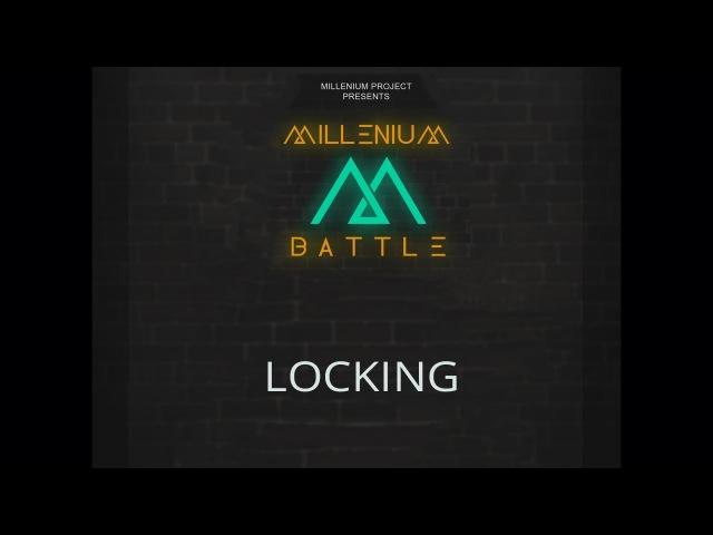 Battle M ¦ LOCKING ¦ Крюк vs Александра Тарасова ТТР (win)