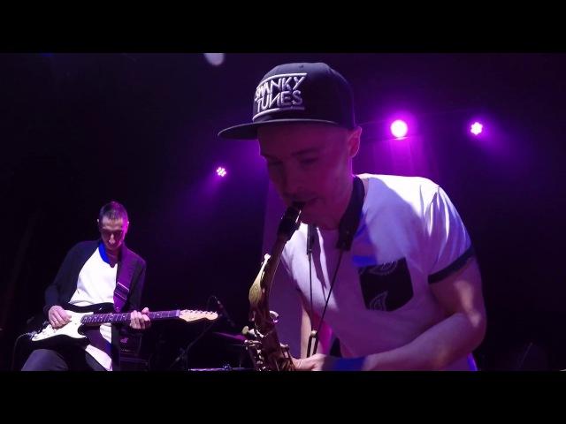 Sergey Maltsev Band - Song for Nata / live @Art Sreda, Model T club, Moscow 8.10.2017