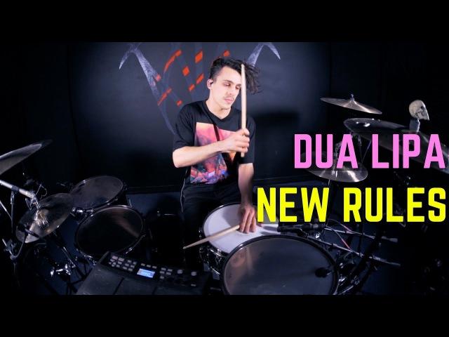 Dua Lipa - New Rules | Matt McGuire Drum Cover
