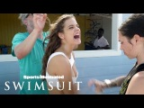 Barbara Palvin Goes Wild, Shows You Her 'Sandy Cheeks' Outtakes Sports Illustrated Swimsuit