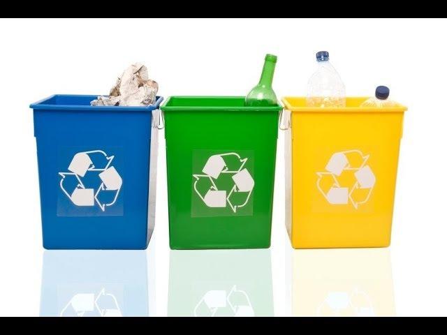 как организовать раздельный сбор отходов дома