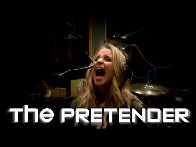 The Pretender - Foo Fighters - Dave Grohl - Cover - Gabriela Guncikova - Ken Tamplin Vocal Academy