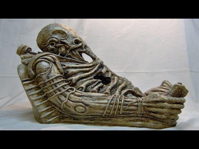 Саркофаг инопланетянина под Аркаимом поставил в тупик исследователей.Загадочные боги древний Руси.