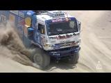 The Truck Minute - Stage 3 (Pisco / San Juan de Marcona) - Dakar 2018