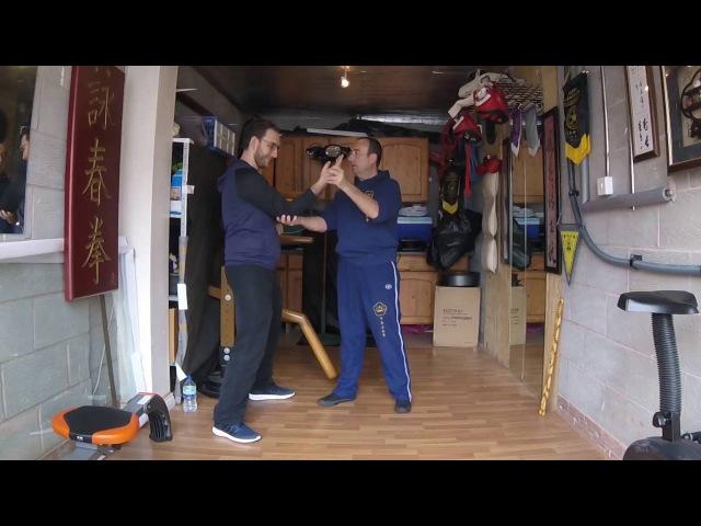 Simply Wing Chun Kuen - Baat Cham Dao lesson part 1