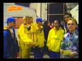 Backstreet boys-1997-Nickelodeon awards ~backstage,alaylm and receiving a award~