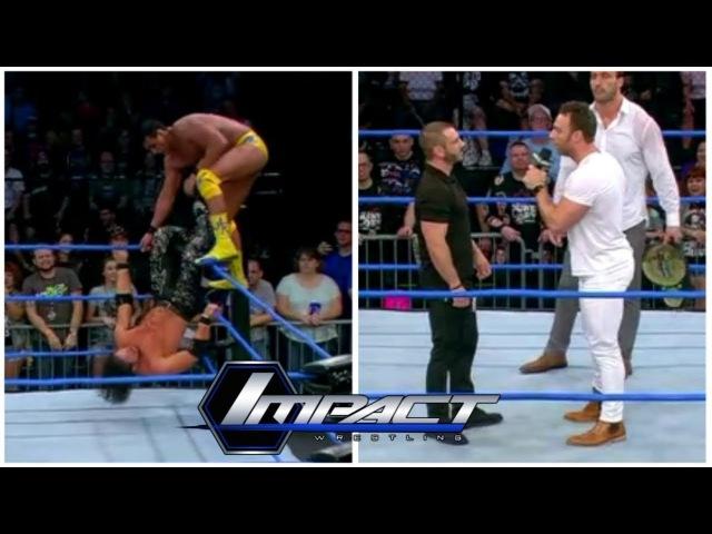 GFW Impact wrestling 2/1/2018 full show highlight 1 february 2018 full match highlight